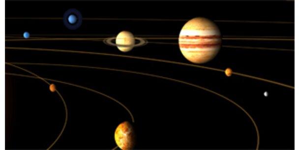 Forscher entdecken jüngsten Planeten