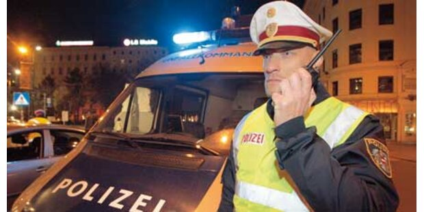 Polizei schnappte rumänische Bande