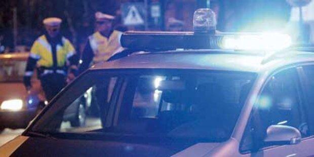 19-Jähriger drosch in Bus auf Mann ein