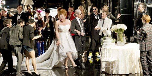 Barock-Oper im Gaga-Milieu