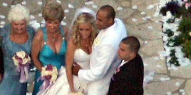Playmate Kendra Wilkonson hat geheiratet