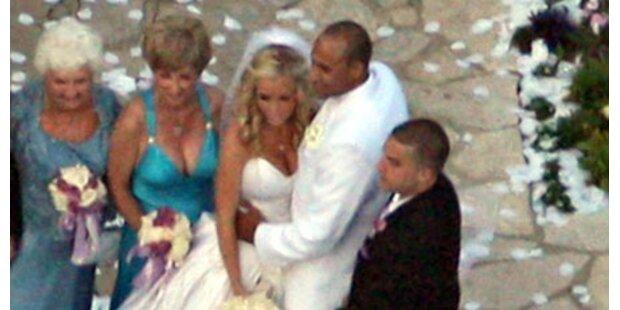 Hefner-Ex Kendra hat geheiratet