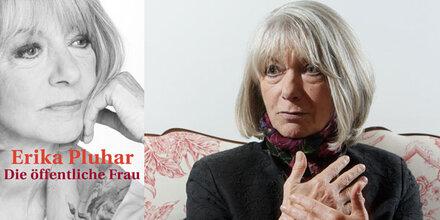"""Erika Pluhar ist """"Die öffentliche Frau"""""""