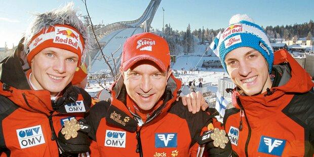 Pointner: Wahrheit über Ski-Adler