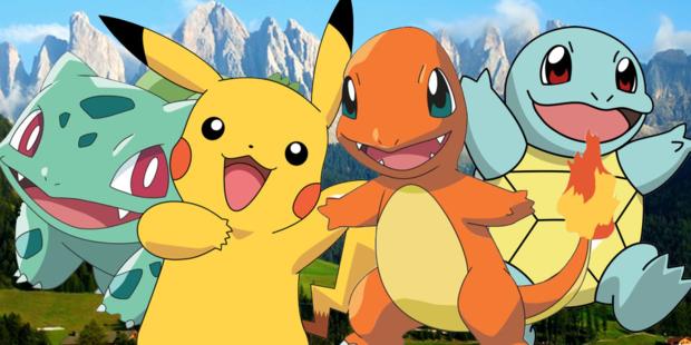 Pokémon Kids Tour 2017