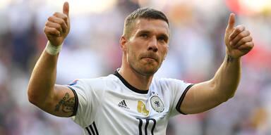 Poldi steht vor Wechsel nach China