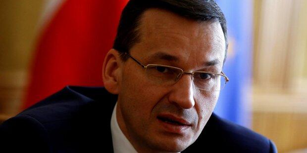 Morawiecki soll Premier Szydlo ablösen