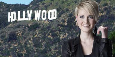 Eva Poleschinski goes Hollywood