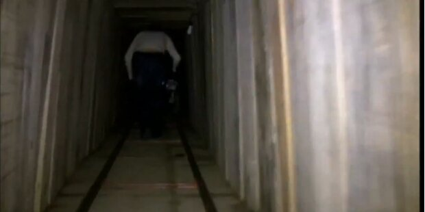 Schmugglertunnel aus Mexiko entdeckt