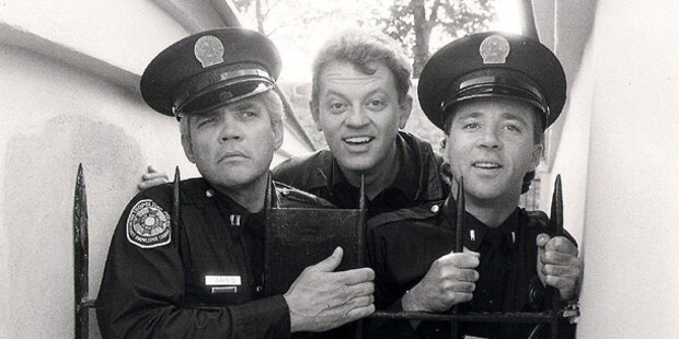 Geplant:  Police Academy 8