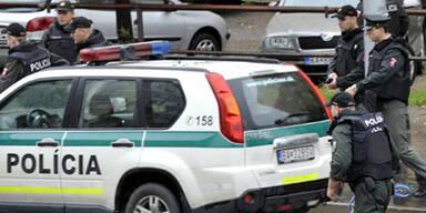 Policia Slowakei Polizei