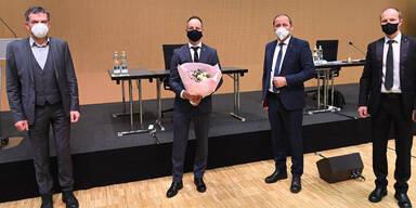 Polit-Beben in Innsbruck: Grüner Willi bekommt blauen Vizebürgermeister