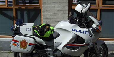 Politi Polizei Norwegen