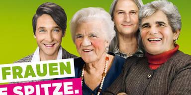 Grüne machen unsere Politiker zu Frauen