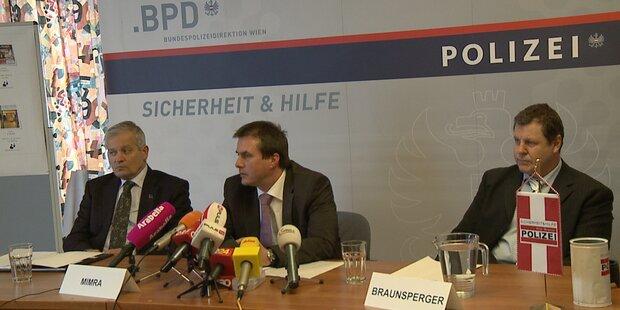 Polizei PK: Polizei jagt Juwelier-Räuber