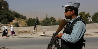 Polizei Afghanistan Kabul