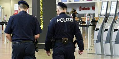 Polizei Flughafen Wien