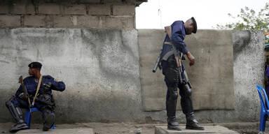 Polizei Kongo