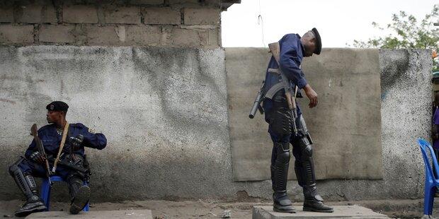 Zahlreiche Tote bei Zusammenstößen im Kongo