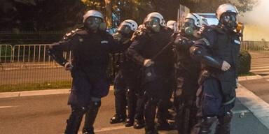 Polizei Montenegro