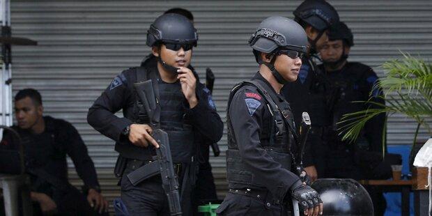 Explosion bei Christmette: Mehrere Verletzte