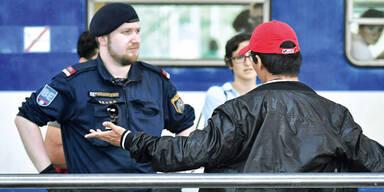 Polizei Schwerpunktkontrolle