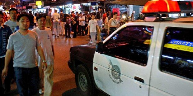 Thailands Polizei zeigt Schulmädchen an