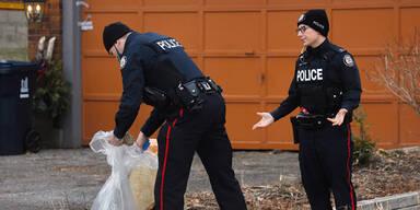 Polizei Kanada Serienmorde