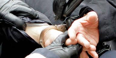 Sex-Angriff auf Polizistin: Asylwerber verhaftet