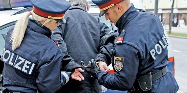 Räuber-Pärchen von Polizei geschnappt