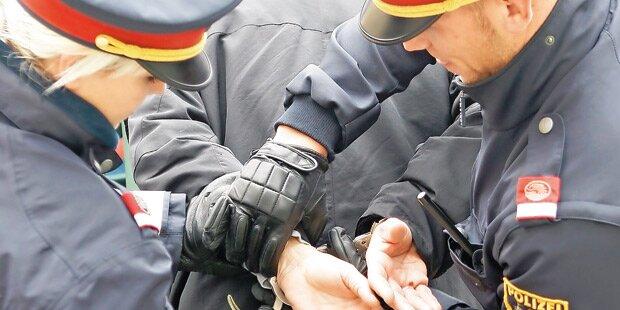Polizei jagt in ganz Wien Drogendealer
