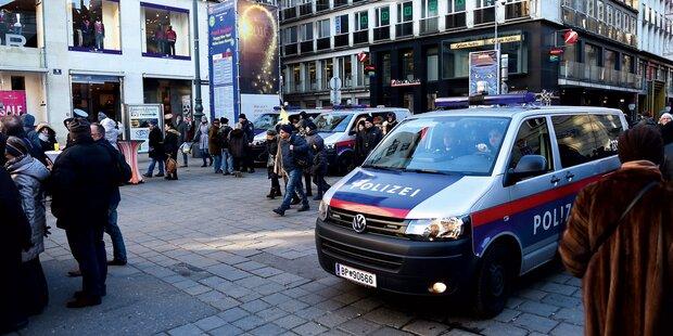Wien im Terror-Visier