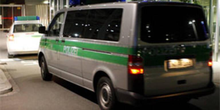 Beinamputierter Bankräuber in Hamburg gefasst