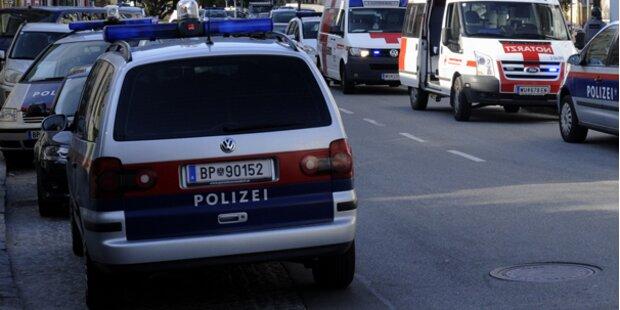 Schussattacke auf Fußgänger in Liefering
