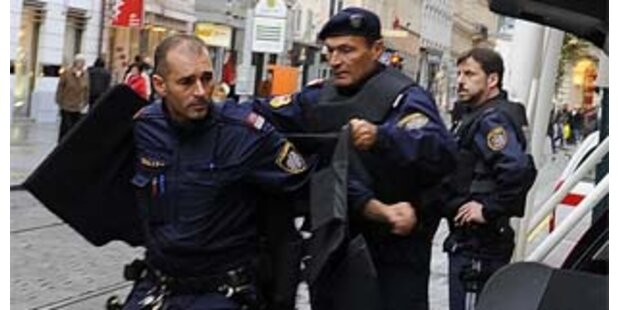 Polizei darf nicht grundlos feuern