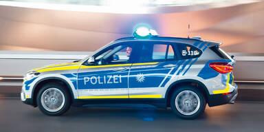 Rechtsextremer schießt auf Polizisten