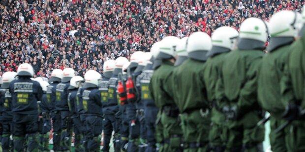 Terror-Warnung für deutsche Fan-Meilen