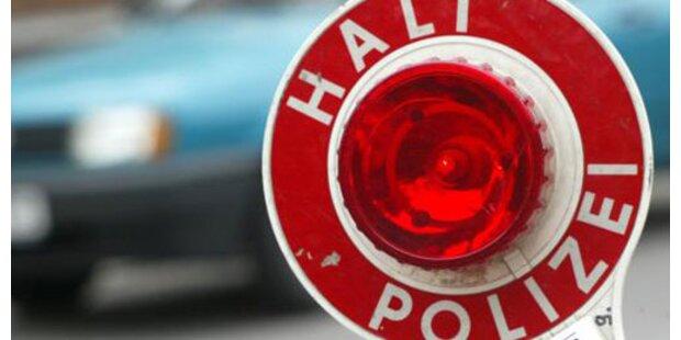Polizist fuhr als Geisterfahrer zur Tankstelle