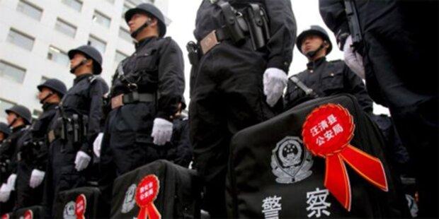 China: Postler überfuhr fünf Jugendliche
