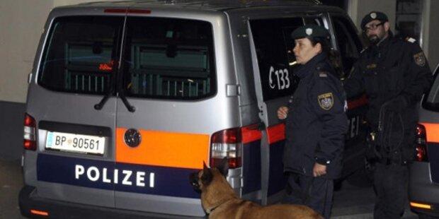Österreichs dümmster Dieb bricht bei Polizei ein