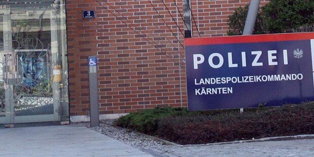 Kärnten: Häftling legte Feuer in Zelle