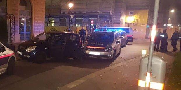 Streit um Frau: Schlägerei in Wiener Lokal