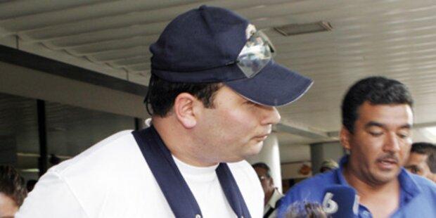 Ex-Polizeichef: 10fach-Mörder verhaftet