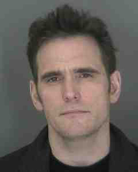Matt Dillon wegen Schnellfahrens festgenommen