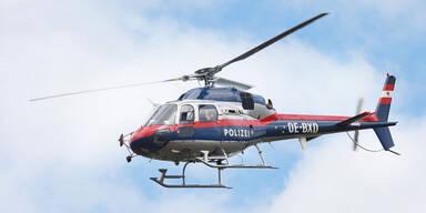 Einbrecher flüchtete in OÖ über Dächer