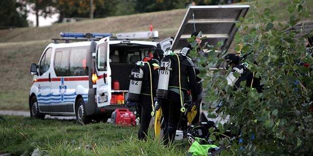 17-jähriger Oberösterreicher tot in Donau gefunden