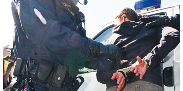 Bande vercheckte Drogen um 100.000 Euro