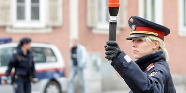 Polizei Verkehrskontrolle