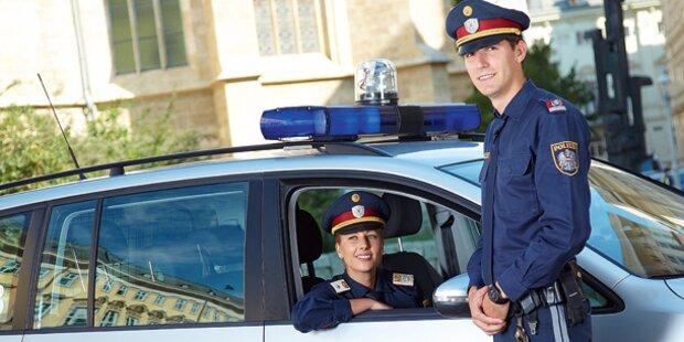 Polizisten retten Frau vor Verbluten