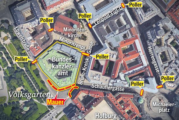 Poller Ballhausplatz